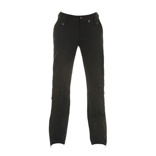 * Bull-It Jeans Cargo Laser-4 Ladies - Black