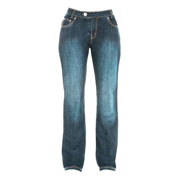 Bull-It Jeans Dirty Wash Laser-4 Ladies - Blue