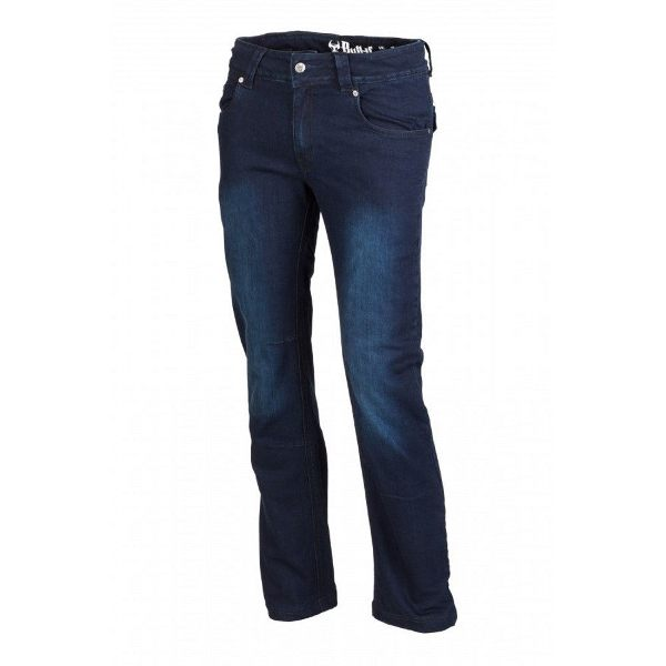 Bull-It Jeans Itallian Boot Cut Laser-4 Ladies - Blue