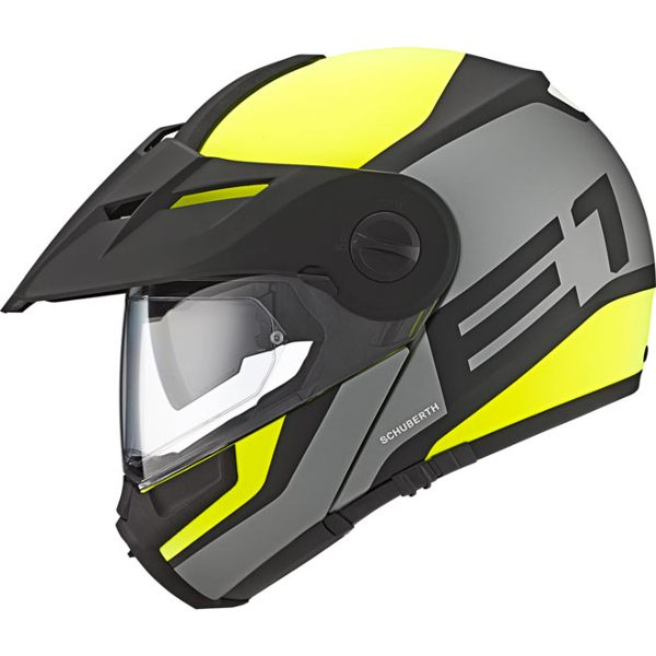 Schuberth E1 - Guardian Yellow