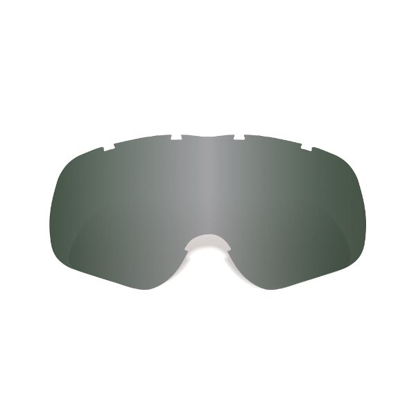Oxford Assault Pro Tear-Off Ready - Green Tint Lens
