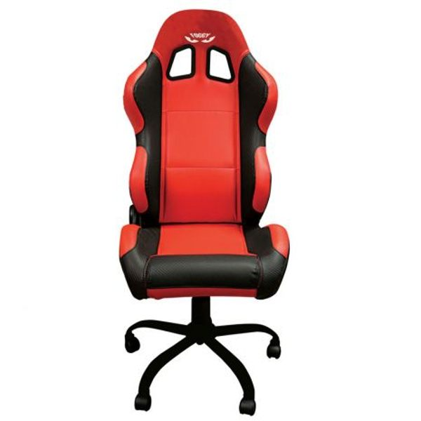 Bike It Team Chair - Foggy Red/Black