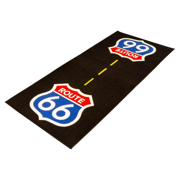 Biketek Garage Mat Series 3 - Route 66