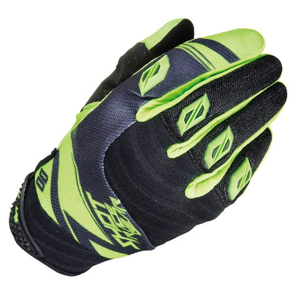 Shot 2017 Gloves - Contact Claw Neon Green