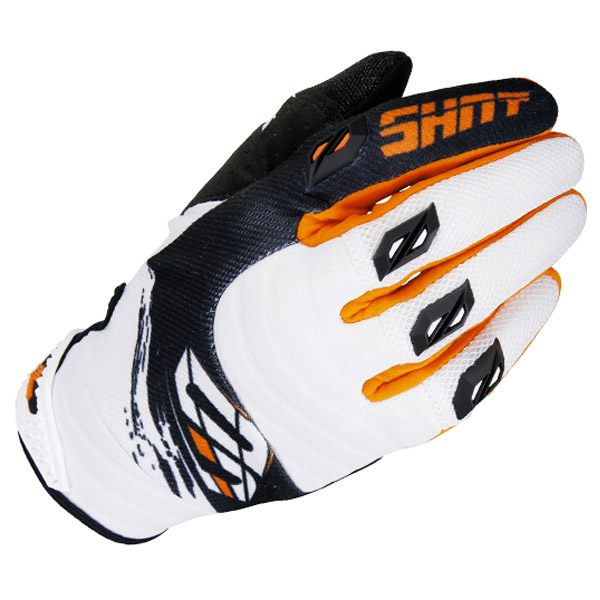 Shot 2017 Gloves - Contact Fast Orange