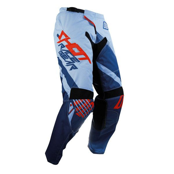 Shot 2017 Pant - Contact Claw Blue/Red