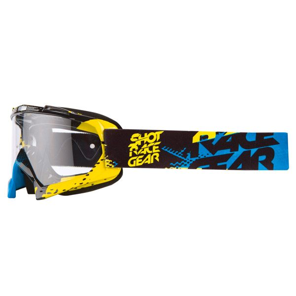 Shot MX Goggle Creed Capture / Clear Lens