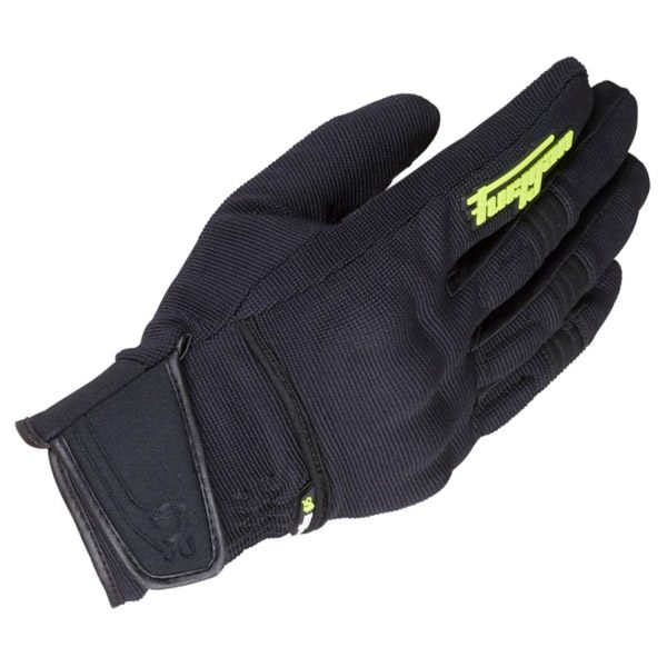Furygan Jet Evo 2 Glove - Black/Fluorescent
