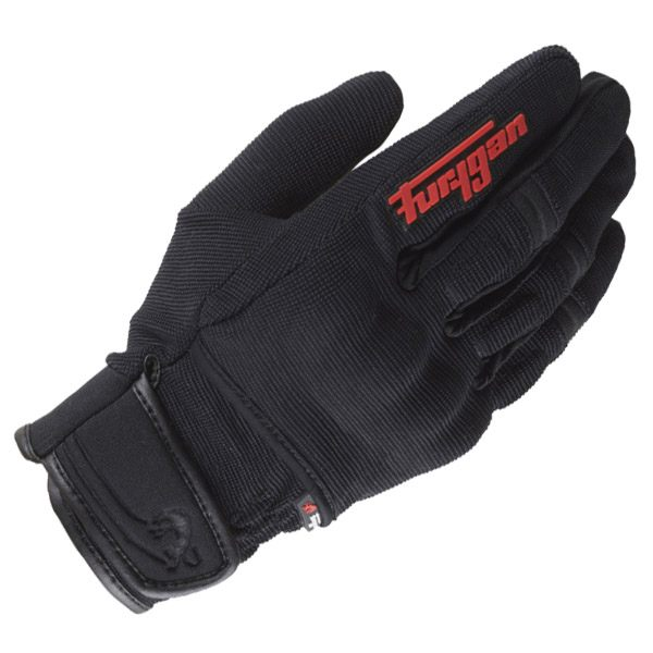 Furygan Jet Evo 2 Glove - Black/Red