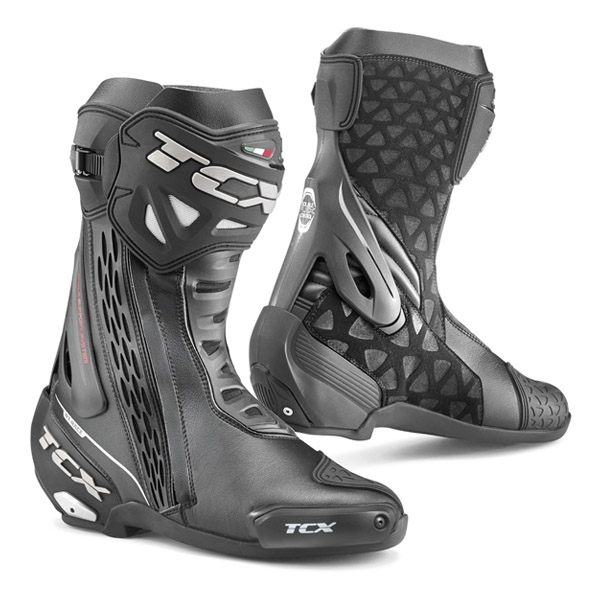 TCX RT-Race Waterproof Boot - Black