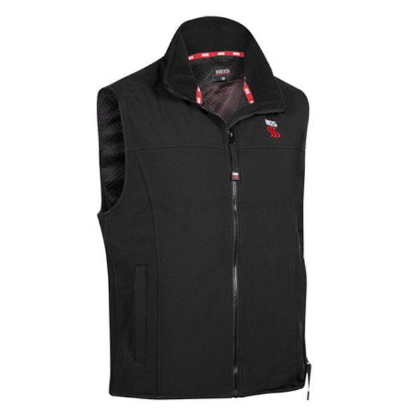 Keis Heated B101 High Powered Bodywarmer - Black [X20]
