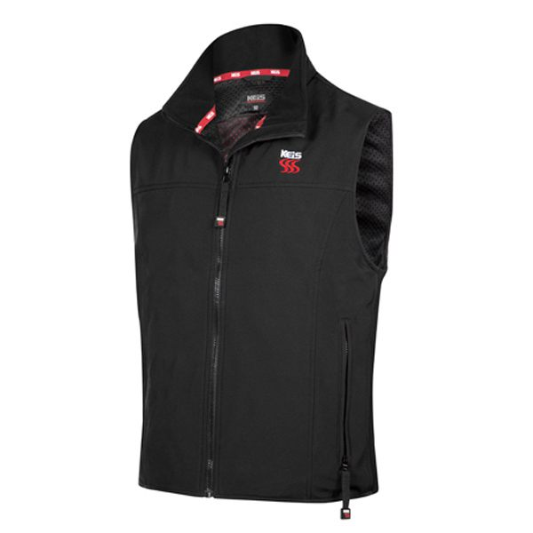 Keis Heated B101 Dual Power Bodywarmer [X20]