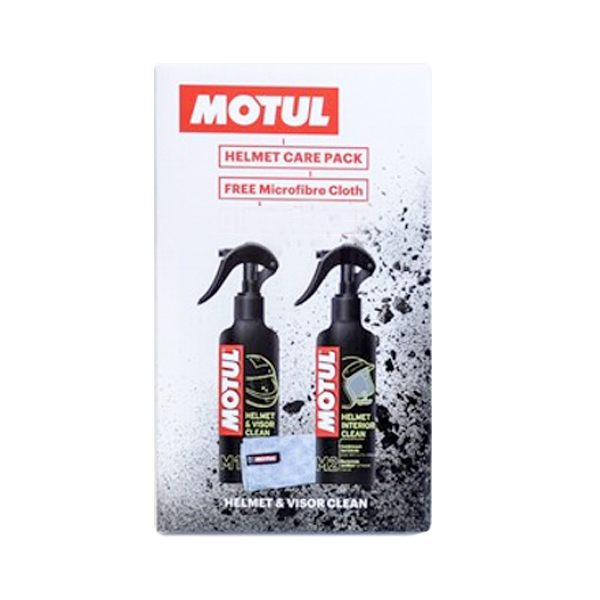 Motul Helmet Care Kit - 450372/90056