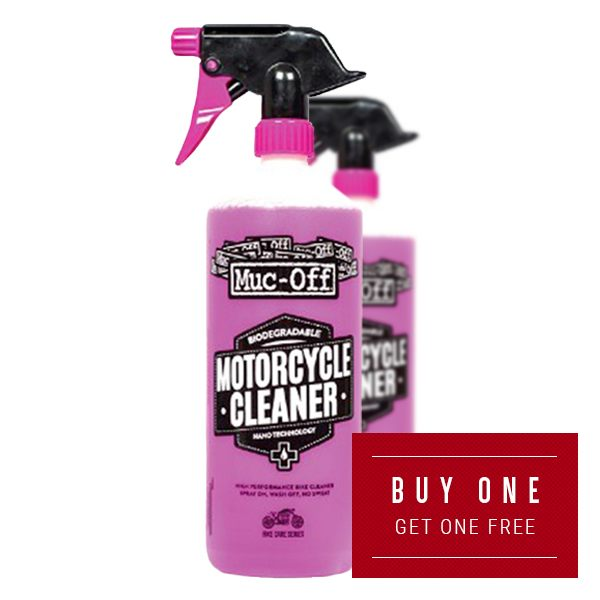 Muc-Off 1 Litre Bottle (BOGOF)