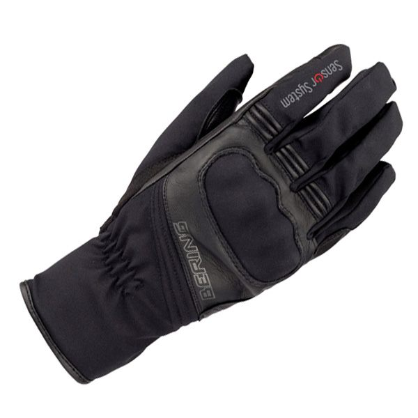 Bering Mystik Waterproof Ladies Gloves - Black