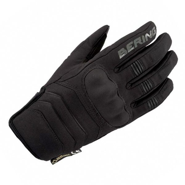 Bering Eksel Waterproof Ladies Gloves - Black