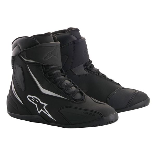 Alpinestars Fastback-2 Drystar Shoes - Black/White