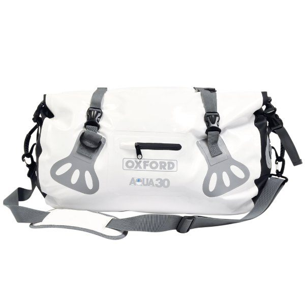 Oxford Aqua 30 Roll Bag - White