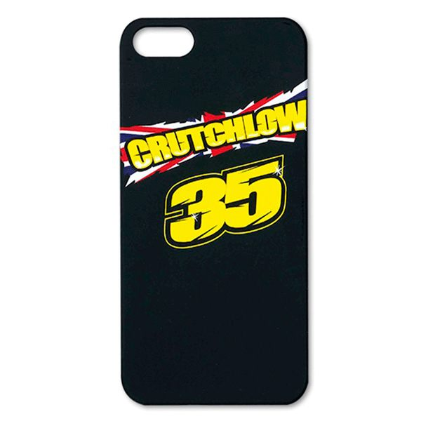 VR46 Crutchlow 35 iPhone 5 Cover - Black