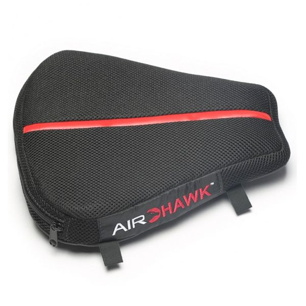 Airhawk Dual Sport Cushion - Red Stripe
