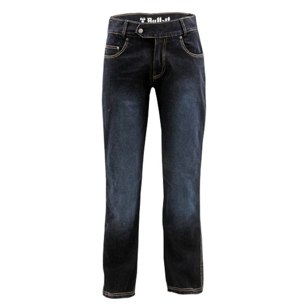 Bull-It Jeans Nero Dirty Wash SR6 Mens - Black