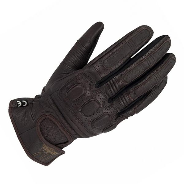 Segura Comet Leather Gloves - Brown