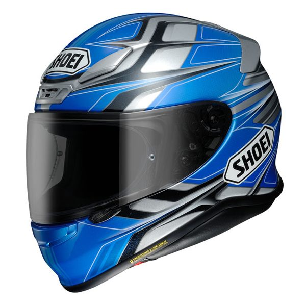 Shoei NXR - Rumpus (TC2)