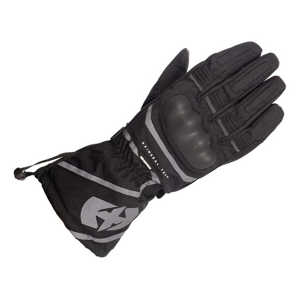 Oxford Montreal 1.0 Waterproof Gloves - Stealth Black