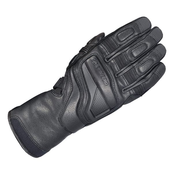Oxford Vancouver 1.0 Waterproof Gloves - Stealth Black