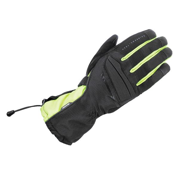 Oxford Convoy 2.0 Waterproof Gloves - Black/Fluo