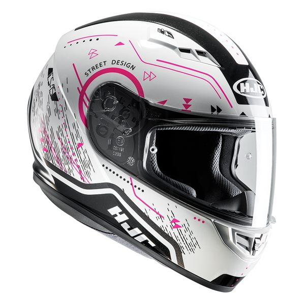 HJC CS-15 - Safa Pink MC8