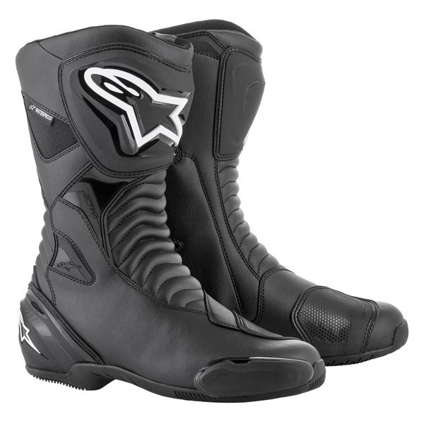 Alpinestars SMX-S Waterproof Boot -Black