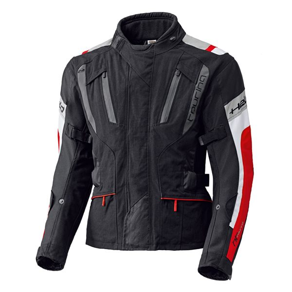 Held 4-Touring Jacket - Black/Red