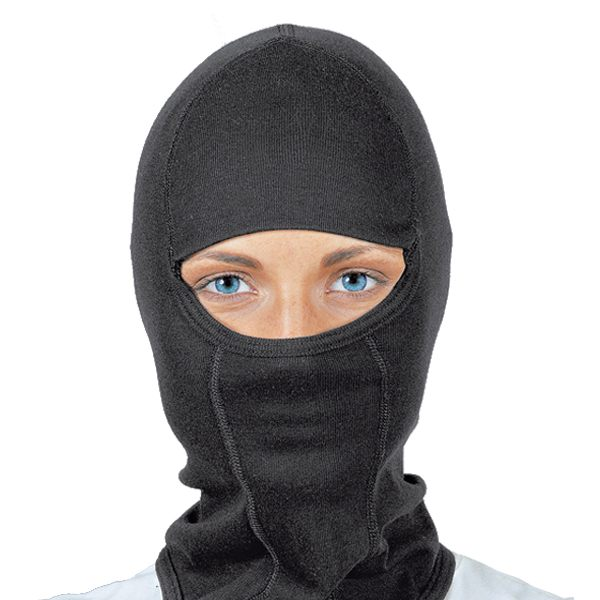 Held Balaclava Cotton - Black