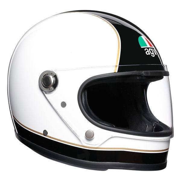 AGV X3000 - Super AGV Black/White