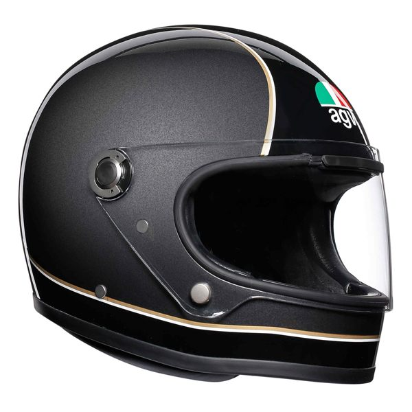 AGV X3000 - Super AGV Black/Grey/Yellow