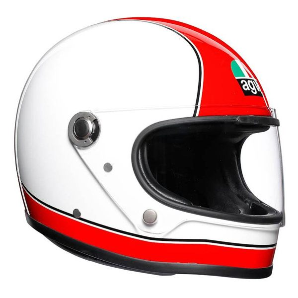 AGV X3000 - Super AGV Red/White