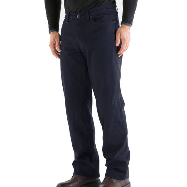 Knox Roman Mens Relaxed Jeans