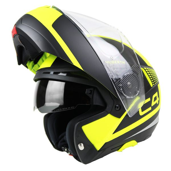 Schuberth C4 - Legacy Yellow