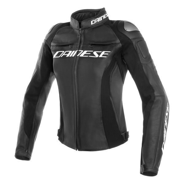 Dainese Racing 3 Perforated Leather Ladies Jacket