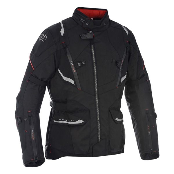 Oxford Montreal 3.0 Waterproof Jacket - Tech Black
