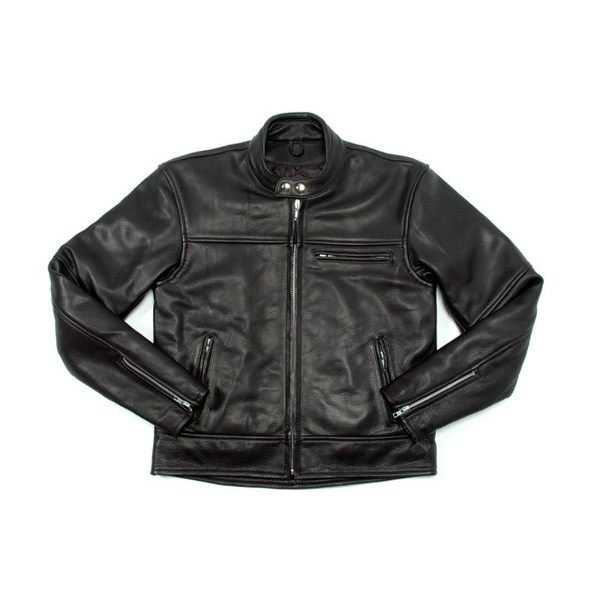 Davida Ladies Leather Jacket