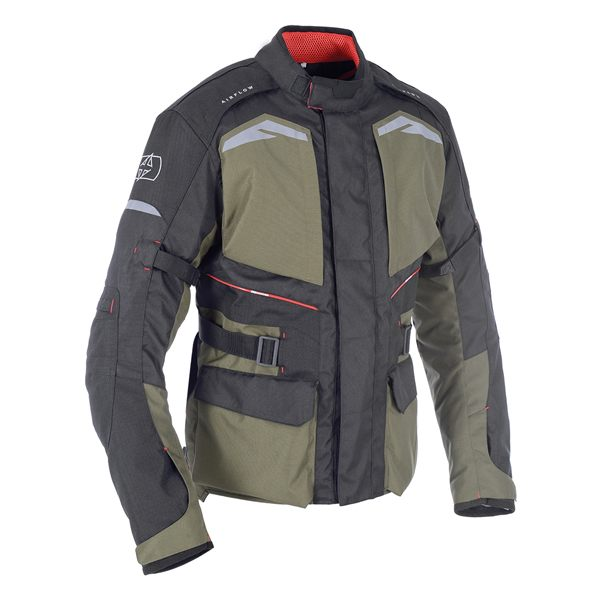 Oxford Quebec 1.0 Waterproof Jacket - Army Green