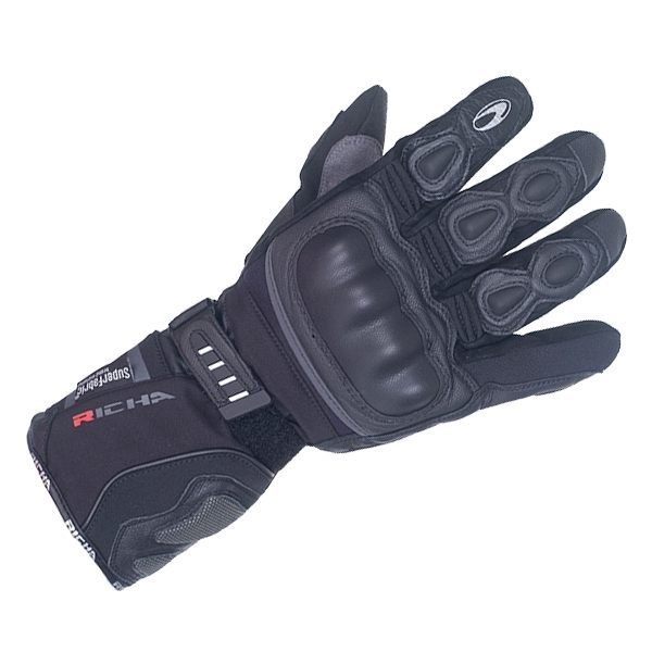 Richa Arctic Glove - Black