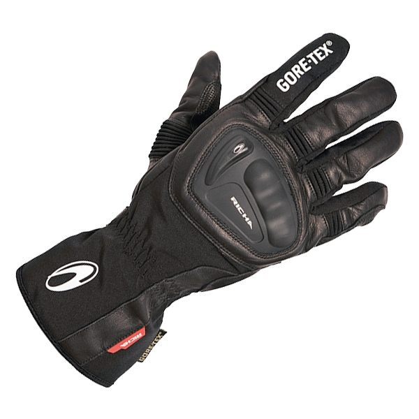 Richa Hurricane Gore-Tex Glove - Black