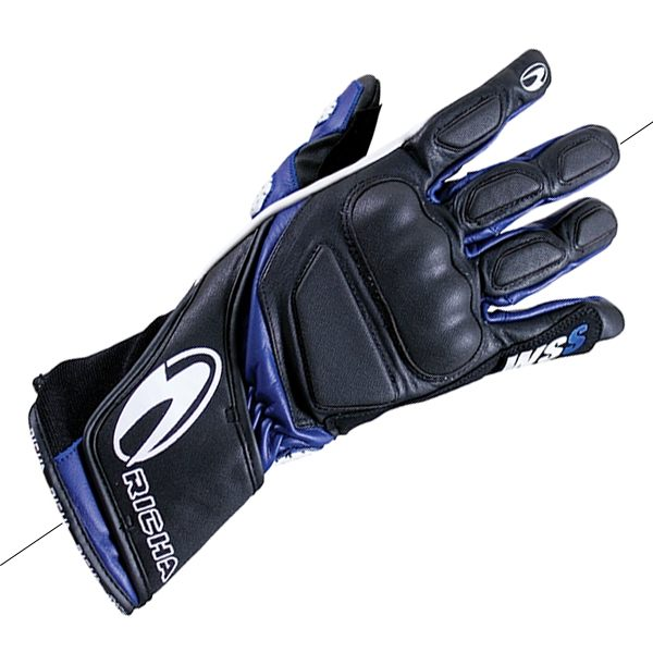 Richa WSS Glove - Black/Blue