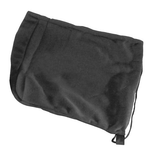 Bike It Drawstring Helmet Bag - Black ZE8424
