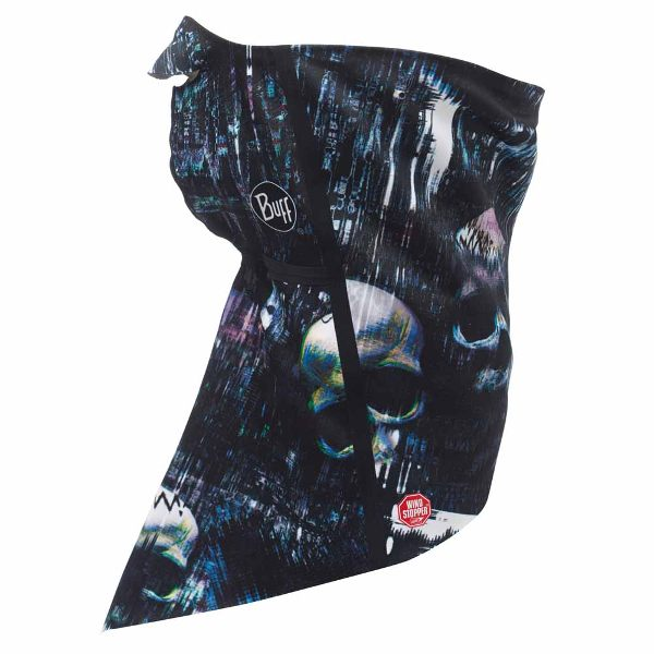 Buff Windproof Bandana - Karok L/XL