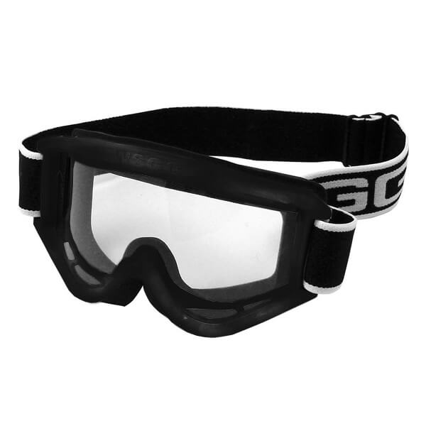 Bike It WSGG Standard Goggles - Black