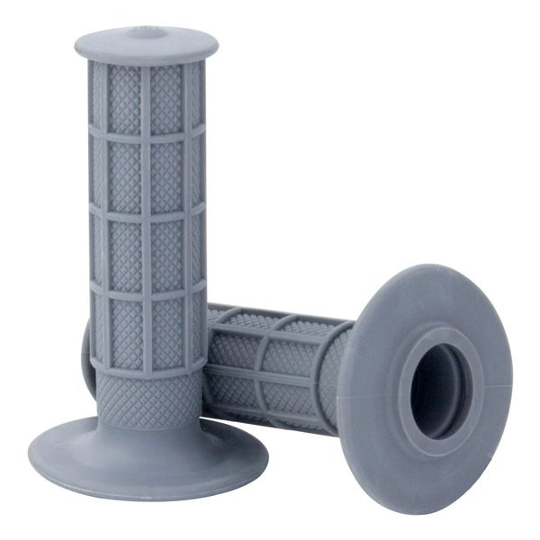 Bike It Motocross Grips - Grey